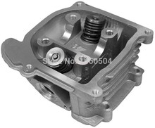 50cc QMB139 4-stroke 47mm, Cylinder Head for use with 72cc Big Bore Kit, MADE IN TAIWAN!
