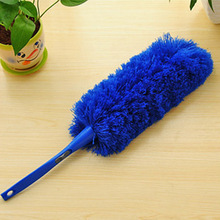 1PC High Quality Long-handled Duster Soft Microfiber Clean Brush Household Furniturer Car Dust Cleaner MYDING