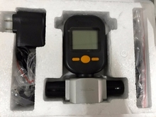 DHL FAST SHIP Digital flow meter gas air oxygen nitrogen 0-200 L/Min (SLPM) MF5712