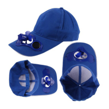 Hat Summer Solar 1 Pcs Hot Cap Energy Cool Fan Fashion No batteries Sun Power(China)