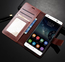 Luxury Flip Case For Oukitel K6000 Pro PU Leather Case+Soft Silicon Wallet Cover For Oukitel K6000 Pro 5.5 inch Phone Coque Capa