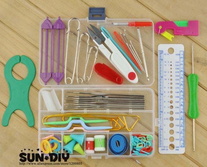 Инструмент для вязания крючков 92