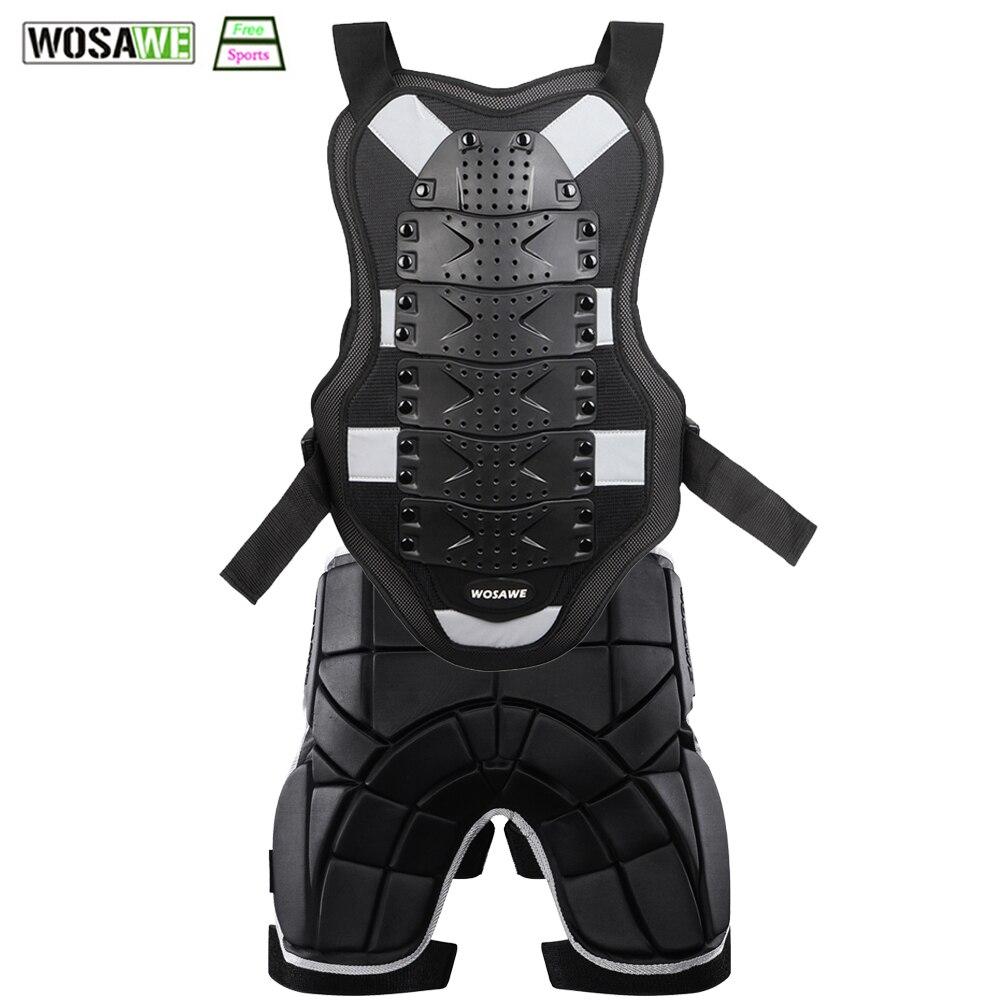 Motorcycle Body Armor 01