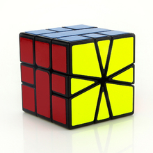 New Arrival YJ8326 Square One SQ 3X3 Speed Cube Magic Cube 55mm Two Colors