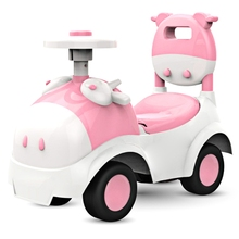 Cutest Walker 3 in 1 Car Vehicle Design Baby Twisting Riding Car Drift Activity Walker Small Baby Ride on Car For Unisex