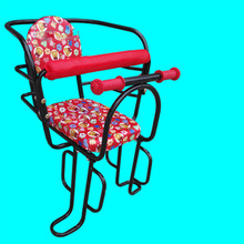 2017 Real New Saddle Cushions Bicycles, Mountain Bike, Road Bike Children's Seat Electric Car Baby Child Safety Chair Back Mat(China)
