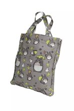 356 # 6 color printing Anime My Neighbor TOTORO Tonari leisure shopping bags handbags Cartoon backpack/bag