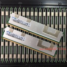 Free shipping For Samsung 8GB PC3 or PC3L 10600R DDR3 1333MHz 8G REG ECC server memory RAM 100% normal work(China)