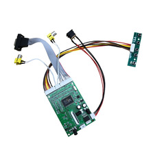 4.3inch 5inch 7inch lcd driver board MP5,GPS 40pins dual AV+VGA driver board 800X480 480X272(pls leave panel number in the pag )(China)