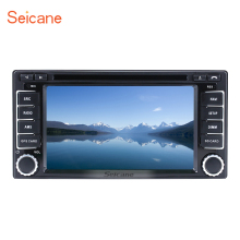 Seicane Android 7.1 car DVD Player GPS Navigation Stereo Upgrade for 2010 2011 2012 Subaru Forester Impreza with Radio Tuner(China)