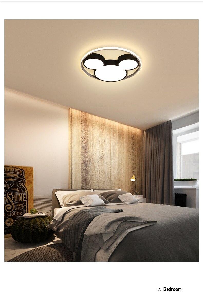 modern led ceiling light fixtures ceiling lamps for living room bedroom plafondlamp 6