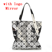 Hot Sale Bao Bao Tote Fashion Japan Shoulder Bag Sequins Diamond BAOBAO Foldable Handbag Bag Big Capacity Ladies Shopping Bag