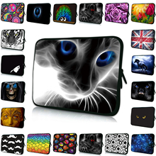 "Brand New Mini 7 Inch 10"" 12"" 13"" 14"" 15"" 15.4 17"" Laptop Notebook PC Sleeve Bag Portable Cover Cases For Macbook Acer Dell Sony"