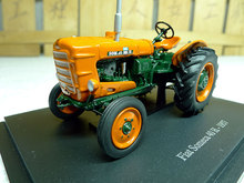 UH 1:43 Fiat Someca 40 H - 1957 tractor farm vehicle model Favorites Model