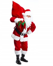 New Sale Christmas Costume High Quality Santa Claus Adult Version Velvet Performance Dress Up Christmas Equipmen Cosplay Costume