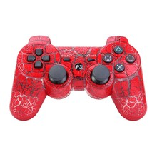 Original 3 Color Wireless Game Controller Bluetooth Gamepad For Playstation 3 For PS3 Controle SIXAXIS Joystick Gamepad