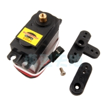 HSP E9001 6009 83015 9kg Metal Gear Servo For 1/10 steering / accelerator / throttle RC Car 94122 94123 94111 94166 94188 94762(China)