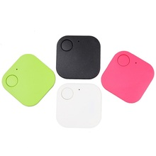 Anti-lost Smart Tag Finder Bluetooth Tracker GPS Locator Tag Alarm Anti-lost Device for Phone Kids Pets Car Lost Reminder W0P37(China)