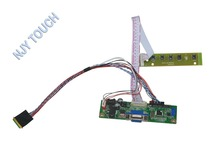 V.M70A VGA LCD Controller Board Kit for 14inch 1366x768 LP140WH4-TLC1  WLED LVDS Monitor