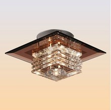 New Modern Crystal 3W LED Ceiling Light Fixture  led indoor light  led ceiling white light