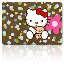 hello kitty mouse pad matted mousepad laptop anime mouse pad gear notbook computer gaming mouse pad gamer play mats(China)