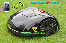 New Arrival Automatic Robot Lawn Mower E1600 With Newest Gyroscope Function Which can work well