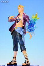 J.G Chen 2015New Anime One Piece POP DX Marco PVC Action Figure Collectible Model Toy(China)