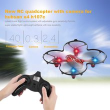 Hubsan X4 H107C 2.4G 4CH RC Helicopter Quadcopter With Camera RTF+Transmitter+Battery Mini Drones Remote Control Toys Worldwide