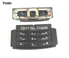 Black Y new housing main function buttons,navigation buttons,keyboards,keypads for Nokia N95 8GB,Free shipping(China)