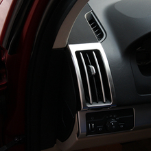 Chrome Side Air Outlet Cover Trim For Land Rover Freelander 2 2008-2015 Accessory,Car Styling