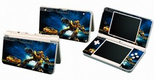 Transformer 046 Vinyl Skin Sticker Protector for Nintendo DSI XL LL for NDSI XL LL skins Stickers