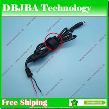 DC 4.8 x 1.7mm 4.8*1.7mm Power Supply Plug Connector With Cord / Cable For HP Compaq Laptop AC Adapter(China)
