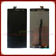 Full LCD Display Screen For Oppo Find 7 X9007 Touch Screen Digitizer Assembly Black Free shipping