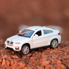 Luxury car SUV Toy Car Limousine Diecast Vehicle Models 1:32 Alloy Model Children's Toys