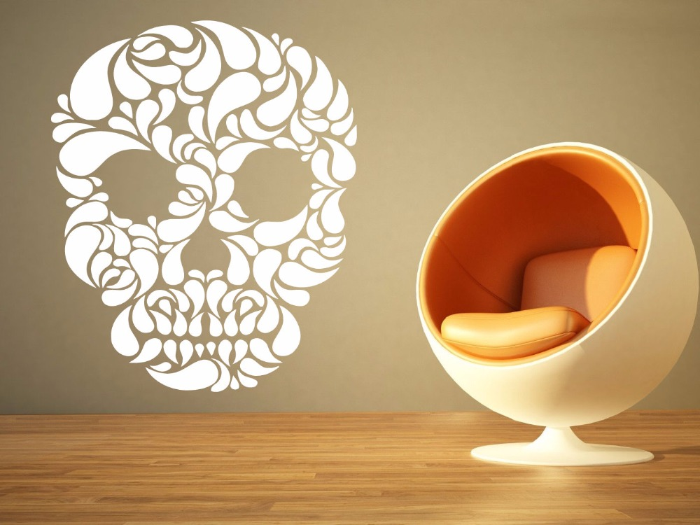 Halloween Wall Murals Choice Image - home design wall stickers