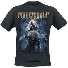 9fb508cd4 Men T shirt Night Of The Werewolves Powerwolf funny t-shirt novelty tshirt  women(