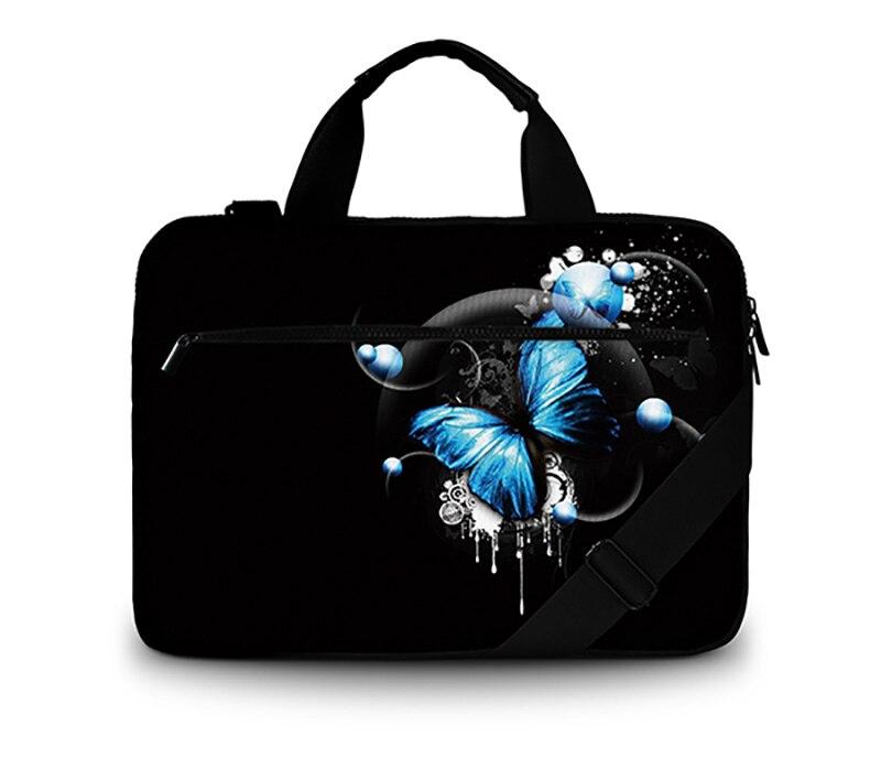 Canvas 13 15 15.6 17 inch Laptop Shoulder Bag Case For Macbook Pro Air 13.3 17.3inch Asus/Notebook Handbag Cover women &amp;men bag <br><br>Aliexpress
