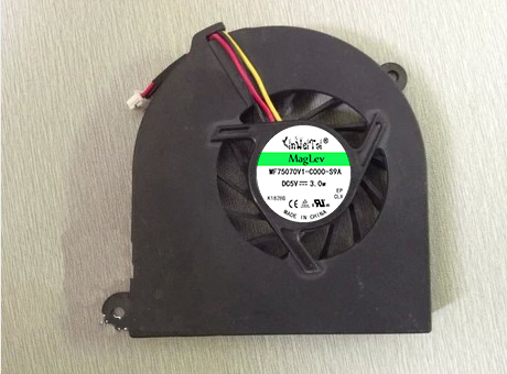 CPU Cooling Fan for Fujitsu Amilo La1703 Esprimo V5515 V5535 V5555 cooler GC055515VH-A 13.V1.B3081.F.GN 5V 1.1W<br>
