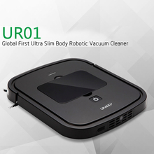 UR01 Smart Auto Vacuum Microfiber Dust Cleaner Robot Floor Sweep Machine Auto Vacuum Cleaner Household Brooms Dust Collector