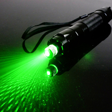 Super Powerful Military 20000mw/20w 532nm green laser pointers Flashlight burning match pop balloon+charger+gift box