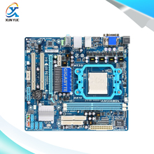 Gigabyte GA-MA78GME-S2H Original Used Desktop Motherboard AMD 780G Socket AM2  DDR2 SATA2 USB2.0 Micro ATX
