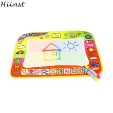 HIINST Best seller drop ship marker Aqua Doodle Children Drawing Toys Mat Magic Pen Educational Toy S40