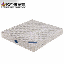 factory direct wholsale special price 2017 new king queen size home use spring latex memory foam coconut fiber soft mattress(China)