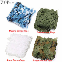 KiWarm 2x2m Hunting Camping Outdoor Jungle Desert Woodlands Army Military Camouflage Camo Net Games Hide Camouflage Mesh Net