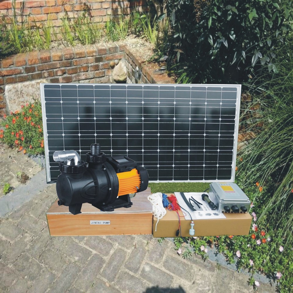 2 yearswarranty, 24V 250w Solar powered swimming pool pump , solar pump pool, JP6-9/250(China (Mainland))