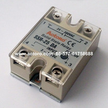 SSR-20DA Solid-state relay 20A max current UPS shippment quality guaranteed(China)