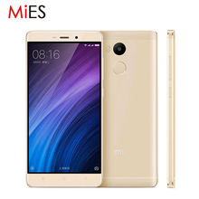 "Original Xiaomi Redmi 4 Pro Primer 3GB RAM 32GB ROM Mobile Phone Snapdragon 625 Octa Core CPU 5.0"" FHD 13MP Camera 4100mah"