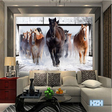 beibehang photo wallpaper 3d stereo Wanmabenteng bedroom living room sofa TV background wall mural wallpaper flash silver cloth