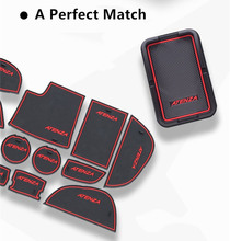 Car-Styling Interior Accessories For Suzuki Alto/S-CROSS/SX4 Car Sticky Stick Anti-Slip Mat For Phone/Mp3/Mp4/GPS/Pad/Car Doll