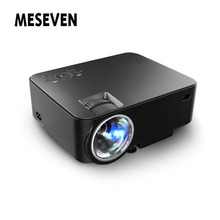 Cheap Digital Projector 2200 Lumens(130ANSI) Android 4.4 Wifi Bluetooth Video Wireless Beamer Support DLNA Airplay with HDMI USB